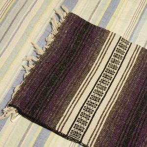 Purple Hippie Blanket